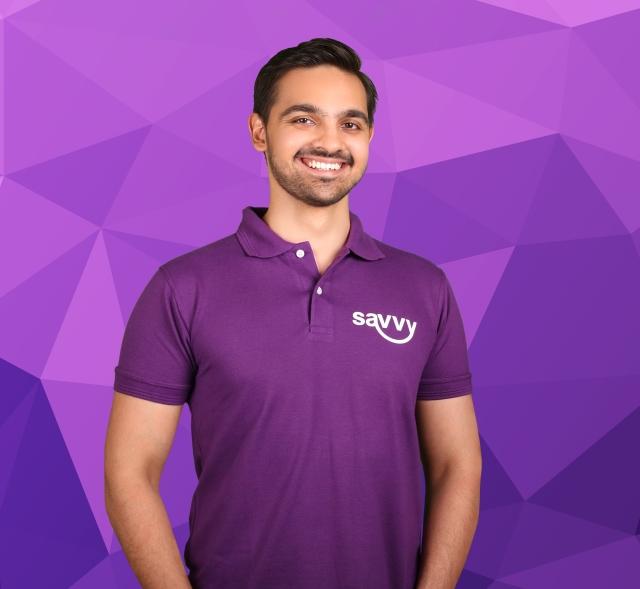 Savvy Technologies Freelance Marketplace Aizaz Nayyer CEO & C0 Founder