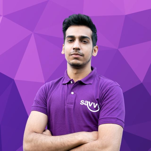 Savvy Technologies Freelance Marketplace Ali Raza CCO & C0 Founder