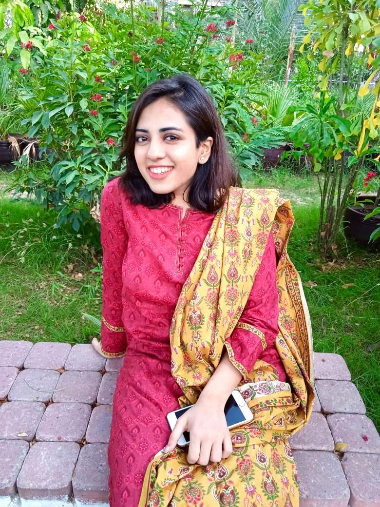 Savvy Technologies Freelance Marketplace Hafsa Aasim Social Media Marketing Intern